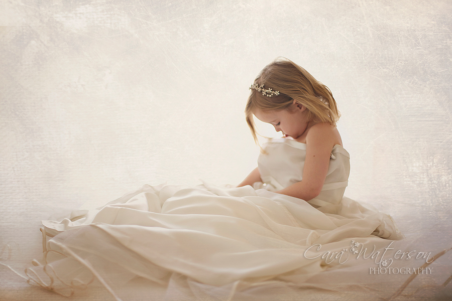 The Girl In The White Dress Mini Sessions Cara Waterson Photography