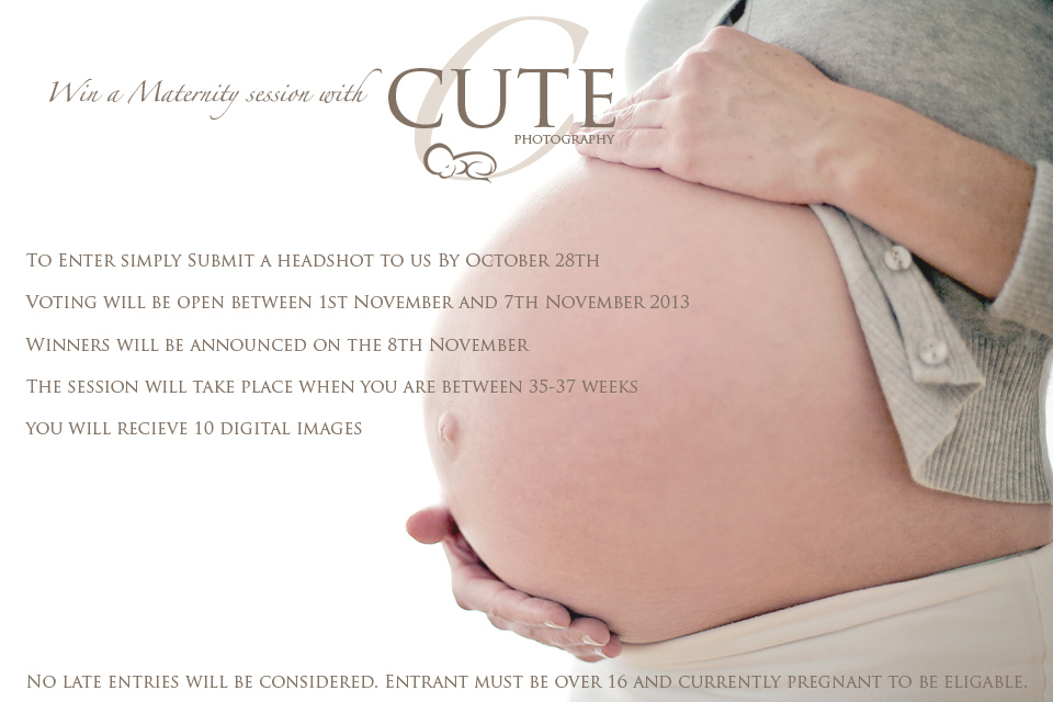 maternity contest
