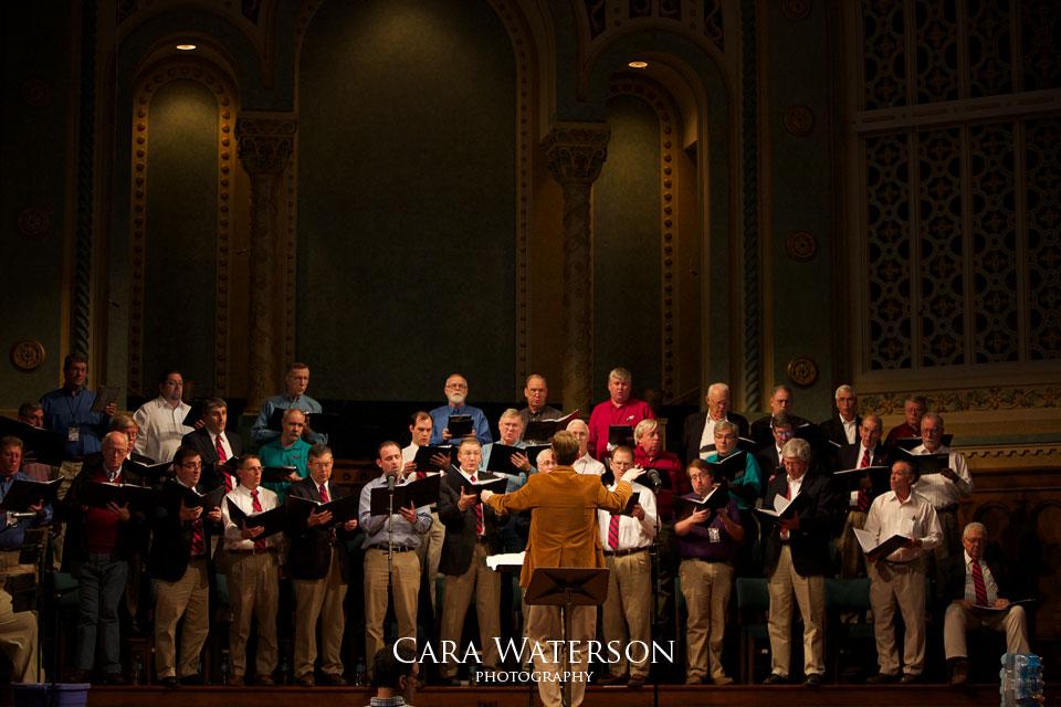singing men of texas