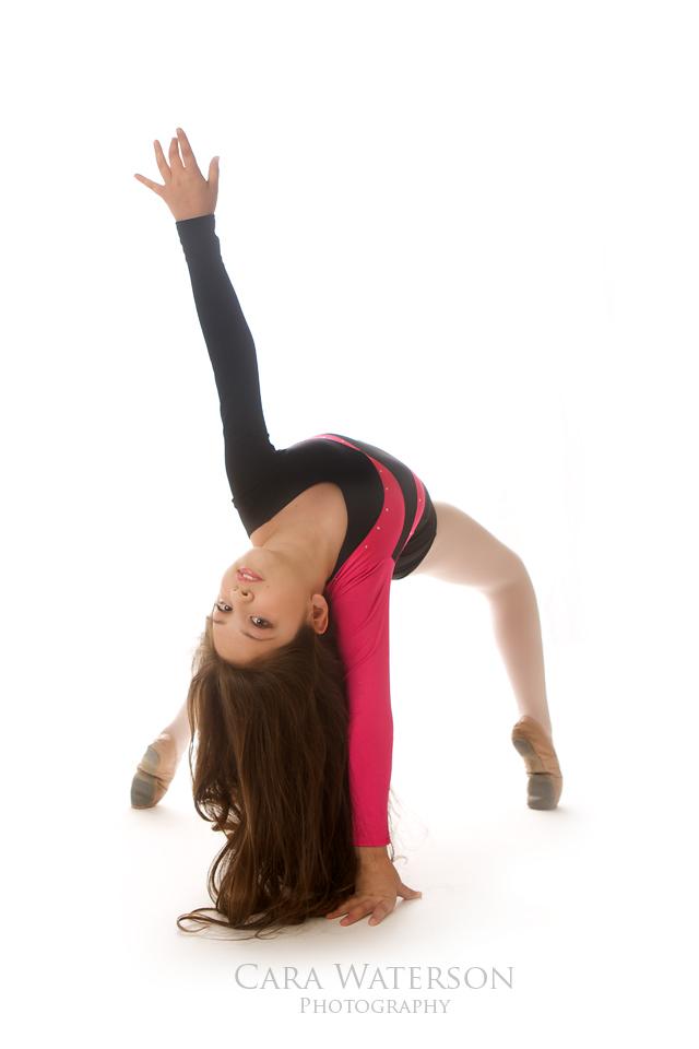 dancer backbent