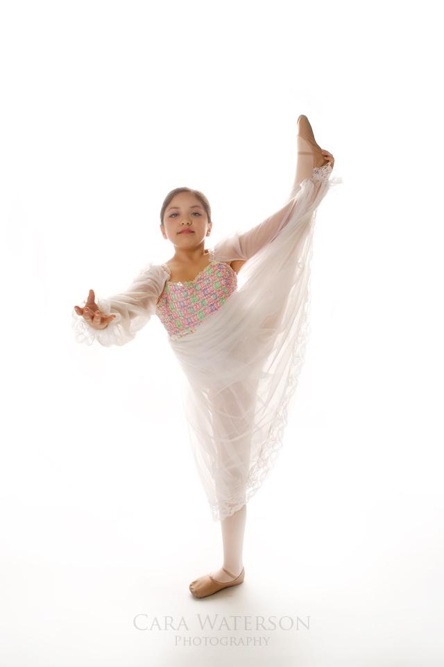 dancer leg lift